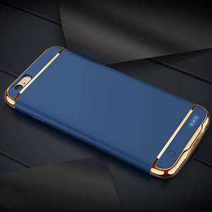 Backup Battery Case External Mobile Power Portable Phone Charger Fashion Protective Cover For iPhone 6/6S 6/6Splus