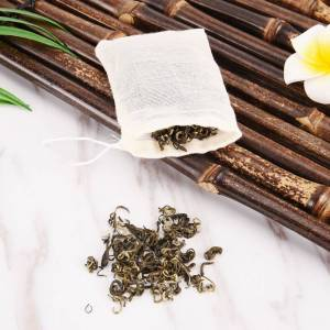 1PCS 8Sizes Teabags Empty Tea Bags With String Heal Seal Filter Paper for Herb Loose Tea