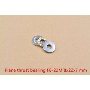 8mm bearing F8-22M 8mmx22mmx7mm axial ball thrust bearing plane thrust ball bearing 1pcs