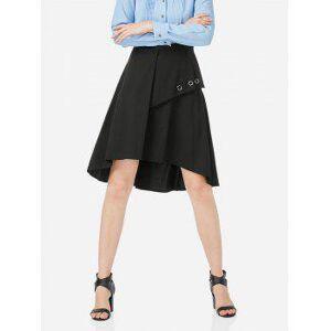 ZAN.STYLE Short A Line Skirt