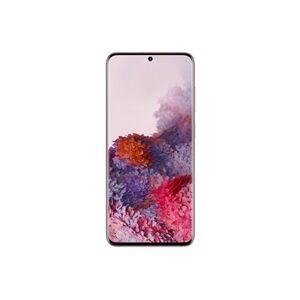Samsung Galaxy S20 - 5G - 128 GB - Dual Sim - Pink