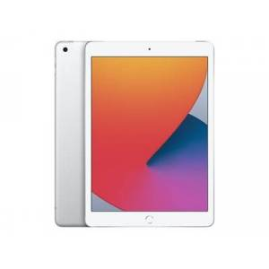 Apple iPad (2020) - Wi-Fi + Cellular - 32GB - Silver