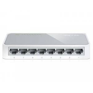 TP-LINK TL-SF1008D - Fast Ethernet switch - 8 Ports