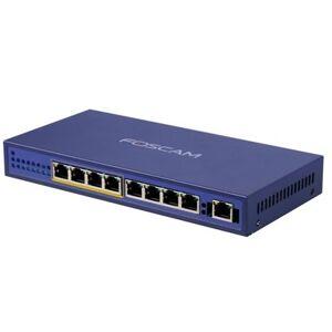 Foscam PS108 - 8 port POE Switch