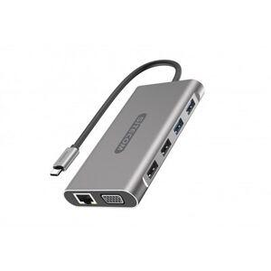 Sitecom CN-390 interface hub USB 3.1 Type-C