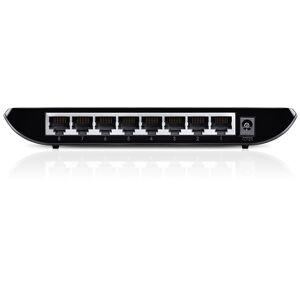 TP-LINK Gigabit Ethernet switch TL-SG1008D V6 - 8 Ports