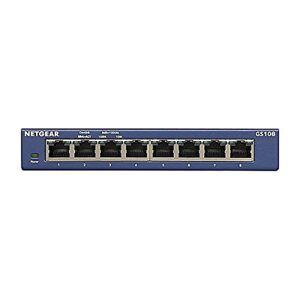 Netgear Prosafe GS108 - 8 Ports