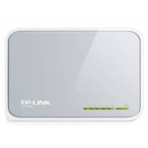 TP-LINK TL-SF1005D - Fast Ethernet switch - 5 Ports