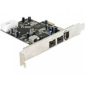 DeLOCK  PCI Express card FireWire A/B
