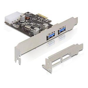 DeLOCK PCI Express Card - 2 x USB 3.0
