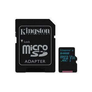 Kingston Canvas Go! MicroSDXC - 64 GB