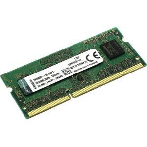Kingston ValueRAM 4GB - PC3-12800 - SODIMM