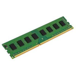 Kingston ValueRAM 4GB - PC3-12800 - DIMM