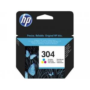 HP 304 - TriColor