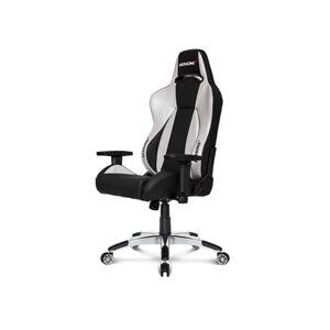 AKRacing Premium Gaming Chair - Black/Silver