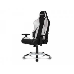 AKRacing Premium Gaming Chair - Black/Silver