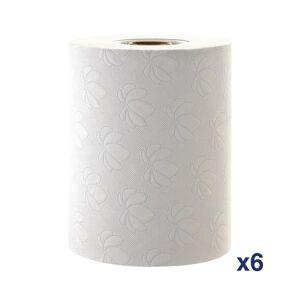 Tork En Motion Hand Towel Roll 1Ply White (Pack of 6)