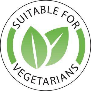 Vogue Vegetarian Labels (Pack of 1000)