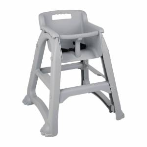 Bolero DA693 - Bolero PP High Chair Grey