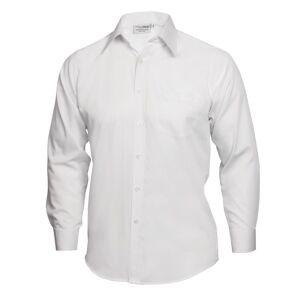 Chef Works Unisex Long Sleeve Shirt White L Size: L