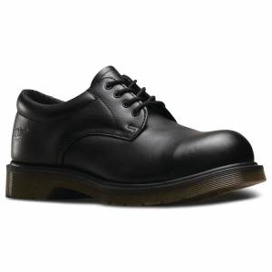 Dr Martens Unisex Classic Black Icon 2216 Safety Shoe 38 Size: 38