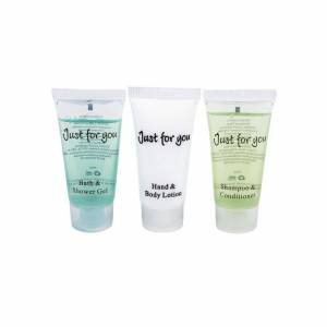 Hotel Complimentary Just for You Bath and Shower Gel (Pack of 100)