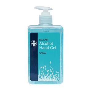 HypaClean 70% Alcohol Hand Sanitiser Gel 500ml