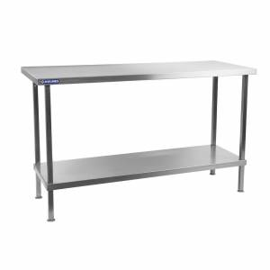 Holmes Stainless Steel Centre Table 1500mm