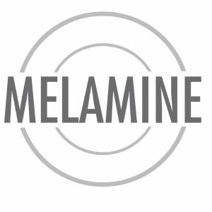 Olympia Kristallon Black Band Melamine Bowls 150mm (Pack of 12)