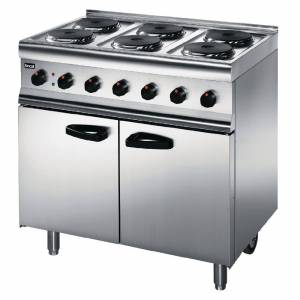 Lincat Silverlink 600 Electric Oven Range ESLR9C Three Phase