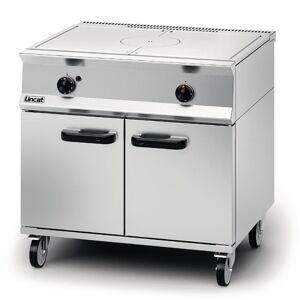 Lincat Opus 800 Natural Gas Solid Top Oven Range OG8005/N