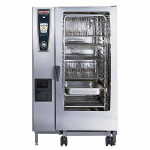 Rational SelfCooking Centre 202 Natural Gas Combi Oven SCC202G/N