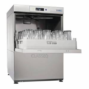 Classeq G500P Glasswasher 13A with Install