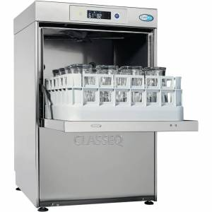 Classeq G400 Duo Glasswasher 30A with Install