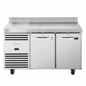 True Double Door Counter Freezer TCF1/2