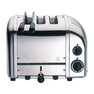Dualit 2 + 1 Combi Vario 3 Slice Toaster Polished 31213