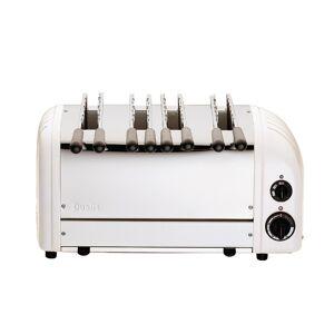 Dualit 4 Slice Sandwich Toaster White 41034