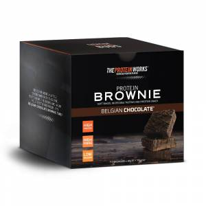 The Protein Works™ Ireland PROTEIN BROWNIES