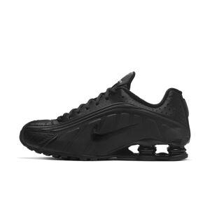 Nike Shox R4 Men's Shoe - Black  - Black - Size: 12