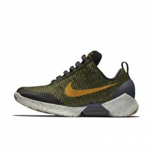 Nike HyperAdapt 1.0 (UK Plug) Men's Shoe - Green  - Green - Size: 8