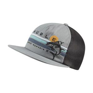 Nike Hurley Fly Fishin Men's Hat - Grey  - Grey - Size: One Size