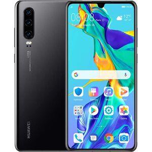 Huawei P30 6GB+128GB Black, Vodafone B