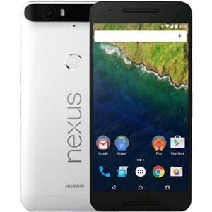 Nexus Google Nexus 6P 64GB Frost, Unlocked B