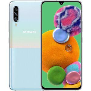 Samsung Galaxy A90 5G 128GB White, Unlocked A