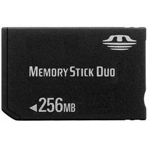 256 MB Memory Stick Duo