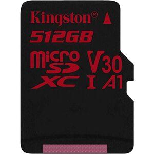Kingston Canvas React 512GB Class 10 MicroSDXC Card