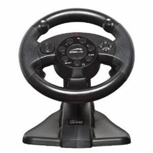 Value PS2 Steering Wheel (3rd Party)