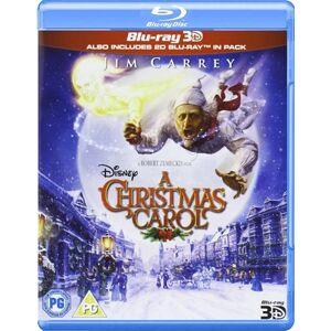 Christmas Carol, A (PG) 3D BR