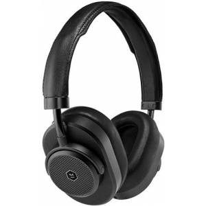 Refurbished: Master & Dynamic MW65 Wireless ANC Headphones - Black Metal, A