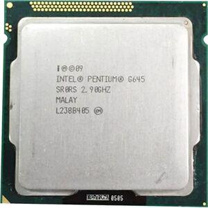 Intel Pentium G 645 (2.9GHz) LGA1155